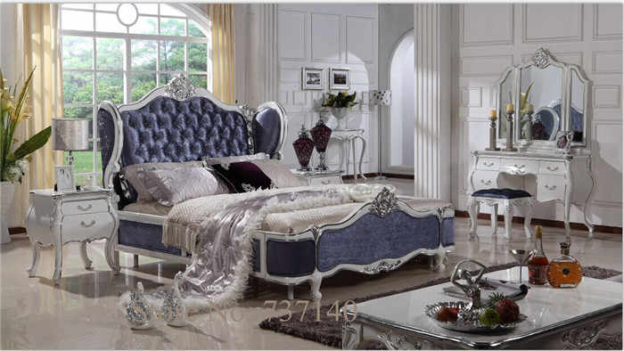 luxury solid wood bed antique bed styles oak bedroom furniture wood and fabric bed furniture buying agent wholesale price
