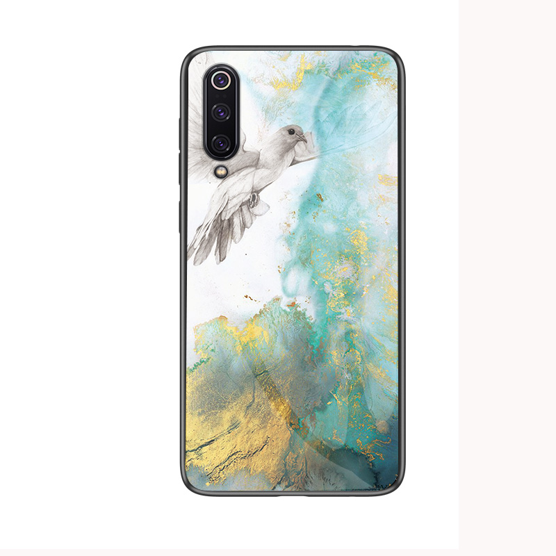 Image 5 - Luxury Marble Tempered Glass Phone Case For Xiaomi Mi 9 SE 8 Lite MAX 2 3 6X 5X Cover For Mi Mix 2 3 F1 9SE 8SE A1 A2 Case Coque-in Fitted Cases from Cellphones & Telecommunications
