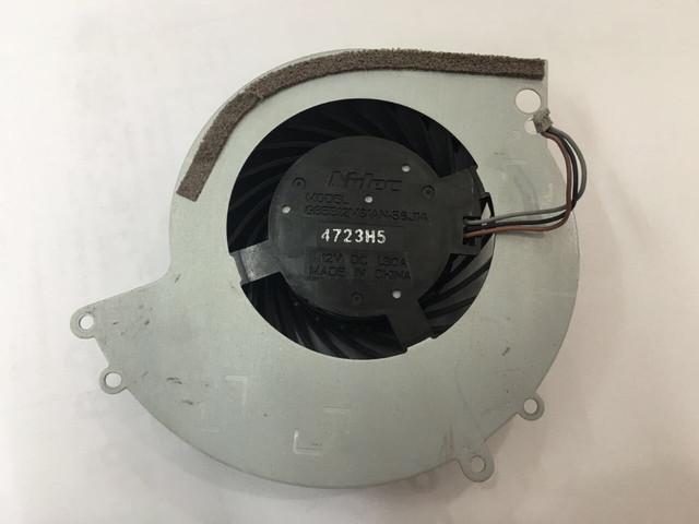 Interna del ventilador de refrigeración para sony playstation 4 1.3a incorporado ventilador para ps4 consola de reparación de parte de reemplazo