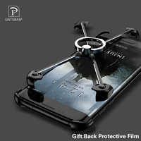 X Shape Ring Bracket Case For Samsung S7 Edge Luxury Personality Shell For Galaxy S7 Edge