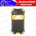 Tampa da bateria com alto falante blackview bv6000 100% original novo caso de volta durável acessório do telefone móvel para bv6000