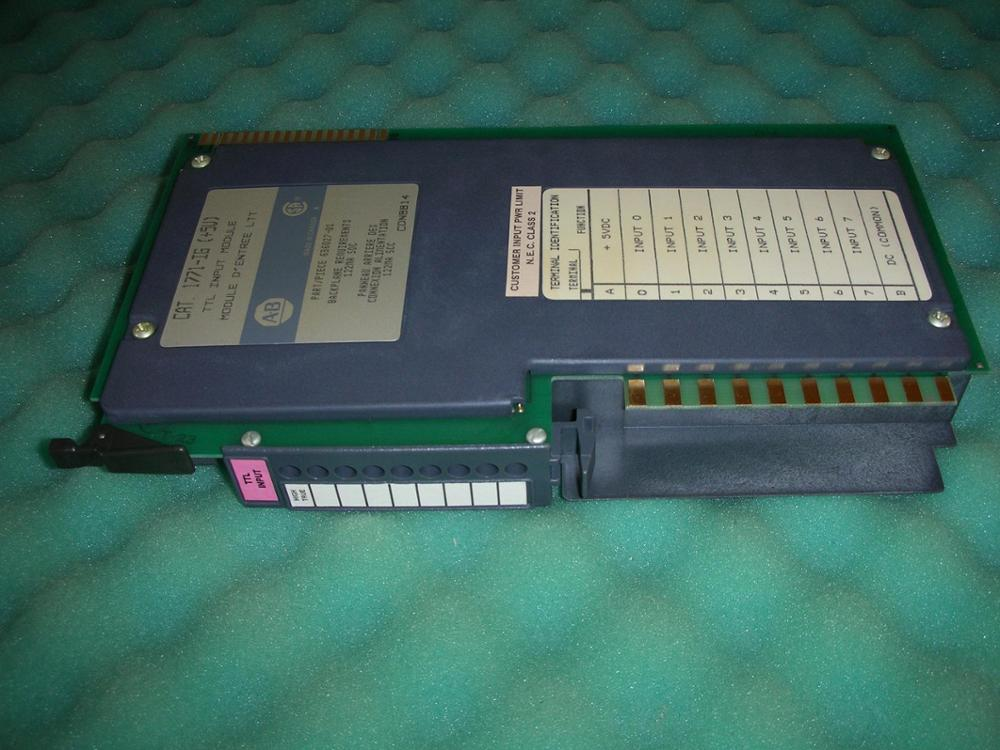 1PC USED AB PLC 1771-IG 1pc used plc a1sy42p