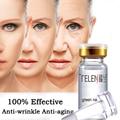 Super Anti Rugas Anti Envelhecimento Colágeno Essência Creme de Clareamento Da Pele Cuidados Rosto Hidratante Líquido Ácido Hialurônico Soro do Colagénio