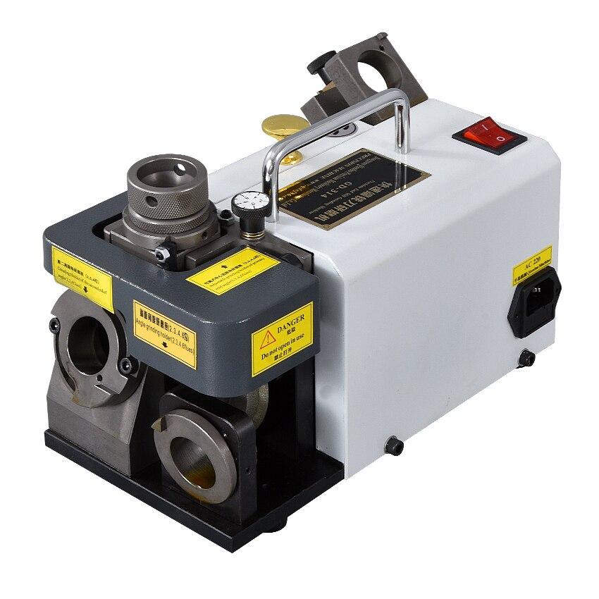 Portable GD-314 Milling Cutter Grinder Carbide Tools 3-14mm Drill Bit Sharpener Milling Cutter Grinding Machine 110V/220V 300W