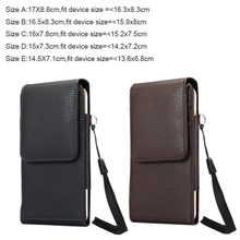 Popular rotary business cards buy cheap rotary business cards lots verticial rotary man belt clip strap leather mobile phone case card pouch for samsung galaxy a3 colourmoves
