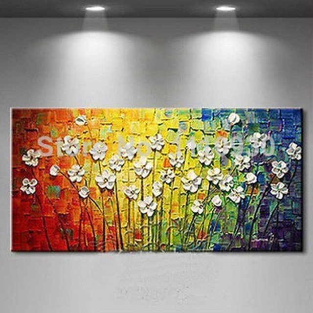 Free Shipping Handmade Modern Abstract Decorative Small White ...