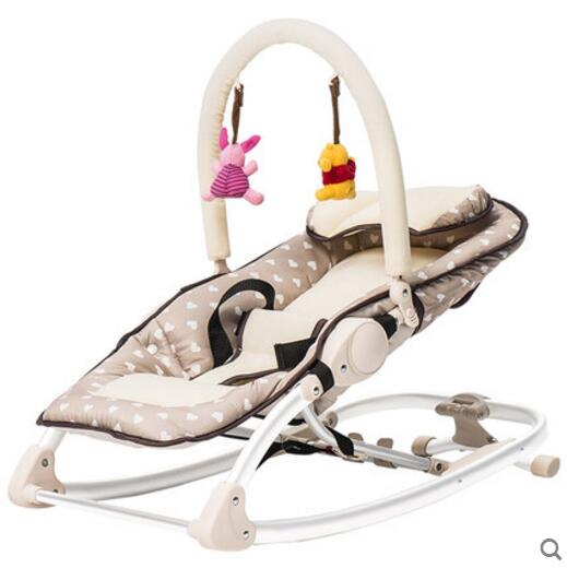 baby sleeping chair inflatable water chairs for adults multipurpose rocking portable comfortable sleep