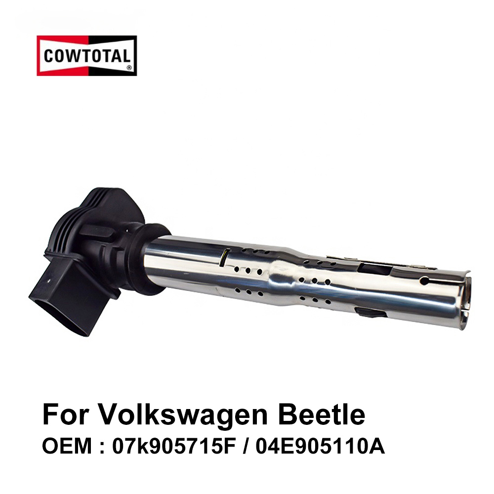 vw beetle engine tin diagram: cowtotal ignition coil for volkswagen  beetle engine code