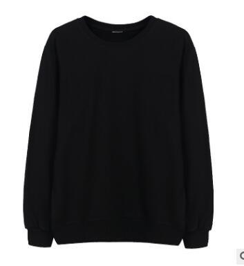 Korean style street simple Sports Men and Women Sweatshirt