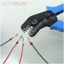 At15283 방수 전기 와이어 커넥터 밀폐형 단자 용 단자 압착 공구 펜치