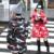 Roupas de inverno 2016 das crianças meninas acolchoado casacos impresso longa seção engrossar turn-down bebê menina casacos para as meninas crianças grandes
