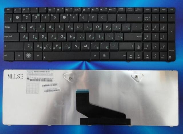100 Brand New Original Ru Russian Keyboard For Asus X53b X53u K73t