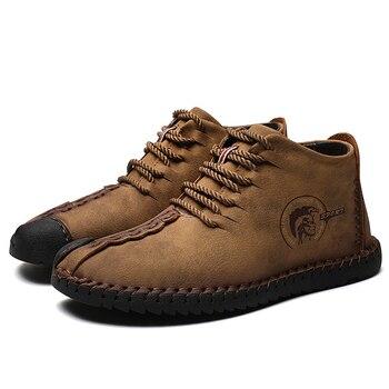 Full Hand-tailor Vintage Sneaker 1