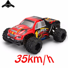 цены Wltoys A212 remote control car 1:24 4wd off-road vehicle 2.4G alloy chassis racing drift 4wd rc car
