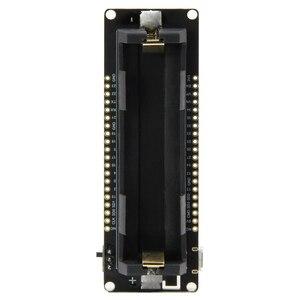 Image 4 - Lilygo®Ttgo T Energie ESP32 8 Mbyte Psram Wifi & Bluetooth Module 18650 Batterij ESP32 WROVER B Development Board