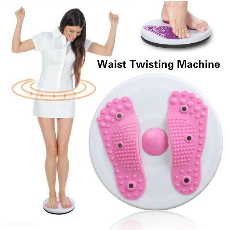 Waist Wriggling Plate Twister Plate Abdomen Twisting Board Disc Slimming Leg Fitness Equipment