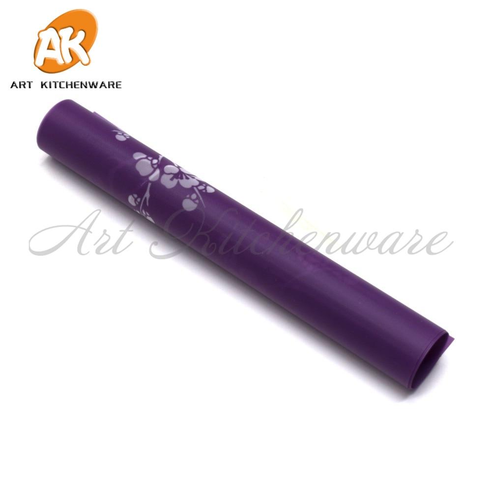 Gavalı Çiçək Mesh Stencil Krujeva Tort Stencil DIY Tort - Mətbəx, yemək otağı və barı - Fotoqrafiya 5