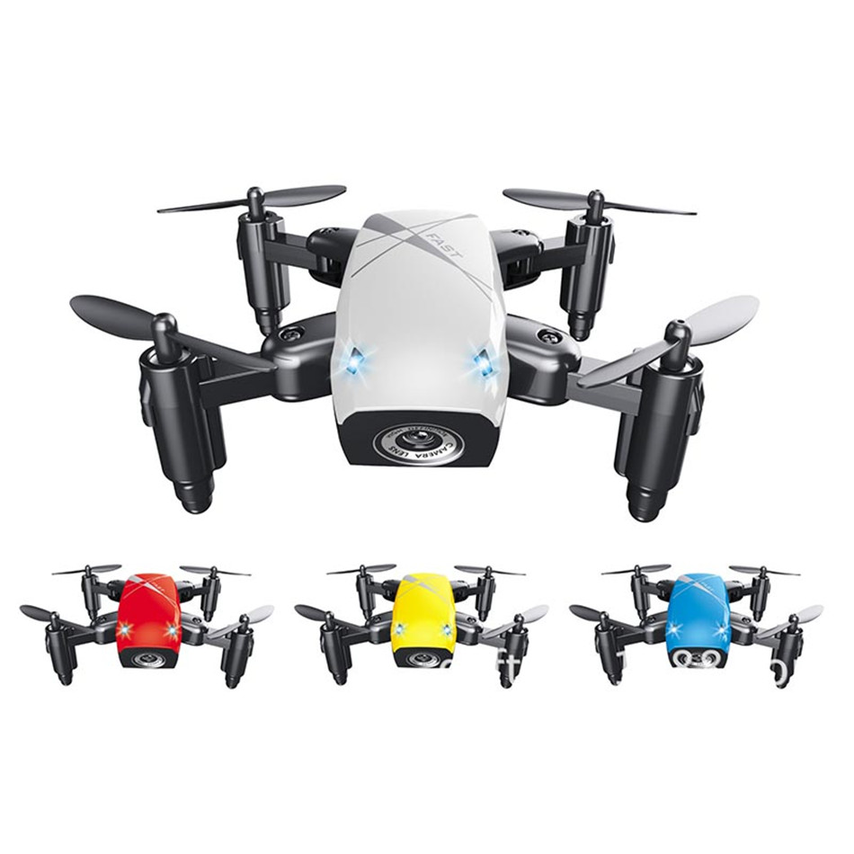 Mini RC Összecsukható Drone S9HW Kamerával S9 Nincs kamera RC - Távirányítós játékok