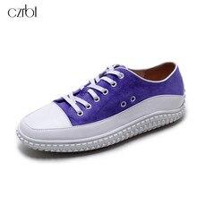 CZRBT 2017 Schuhe Solide Leder Flache Neue Mode 2017 Frauen Casual Schuhe Lace Up Atmungsaktive Damen Mädchen Vulkanisieren Schuhe