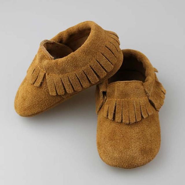 Ins de Zapatos Recién Nacido Bebé Fresco Jongens Schoenen Zapatillas Mocasines Calzado para Bebés Para El Bebé, Niña, Niño Vaca Suede Cuero Fringe Cicishop