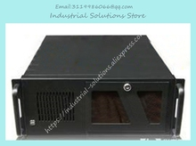 NEW 4U586B 4u server computer case 6 hard drive rack 1 rack 580mm lengthen