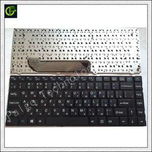 Image 1 - Clavier russe pour Athena T146 T147 pour DEXP Aquilon O145 O146 lengda x300v X300 25 00 US 1205 25 00 UK RU ordinateur portable noir