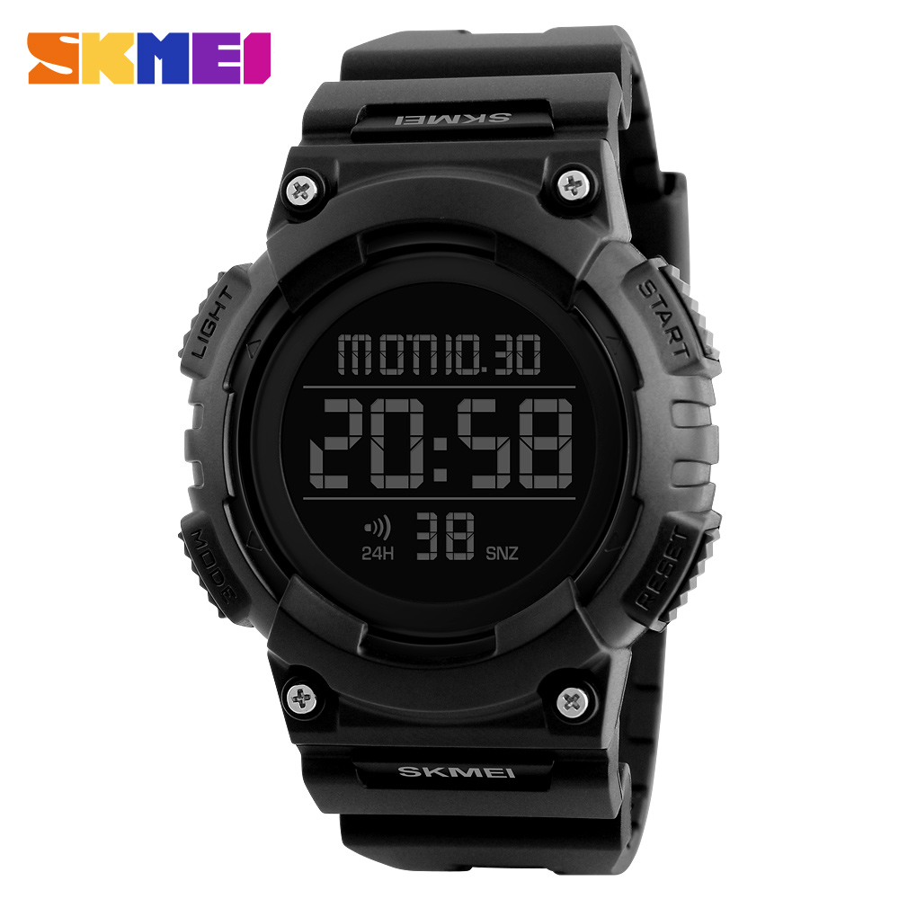 SKMEI Military Wristwatch Army LED Digital Watch Men Brand Luxury Electronic Sport Watches Clock Relogio Masculino 1248 Hot