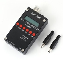 Mini60 Sark100 HF ANT SWR Antenna Analyzer Meter Bluetooth for Android APP for Win7 стоимость