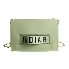 Fashion Travel Messenger Bag Simple Casual Luxury Handbag Designer Beach Chain 2019 Summer Shoulder Woman Bag цены онлайн