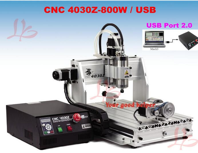 USB Port 4030 cnc machine 4 axis Drilling Milling tryp port cambrils 4 коста дорада