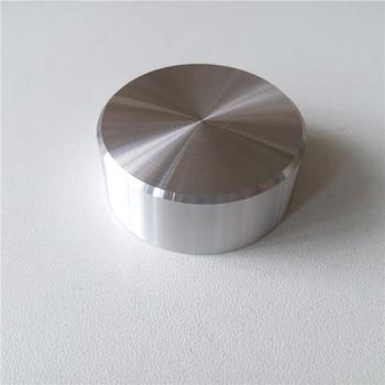 6 sztuk wysokiej jakości plastik aluminiowa gałka stałe pokrętło potencjometru 40*16*6mm niestandardowe głośności pokrętło potencjometru dla wzmacniacz HI-FI tanie i dobre opinie Aluminum plastic