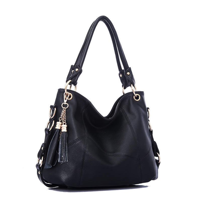 2017 Fashion Designer Casual Tote High Quality Leather Bags Handbags Women Famous Brands Shoulder Bag sac a main femme soar cowhide genuine leather bag designer handbags high quality women shoulder bags famous brands big size tote casual luxury