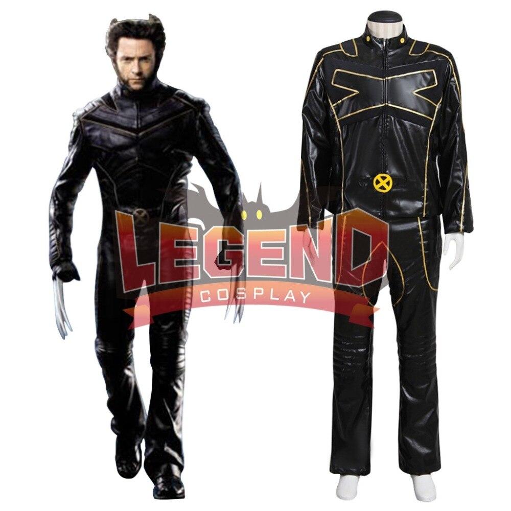 X-men Logan Cosplay Costume James Logan Howlett Xmen costume custom made