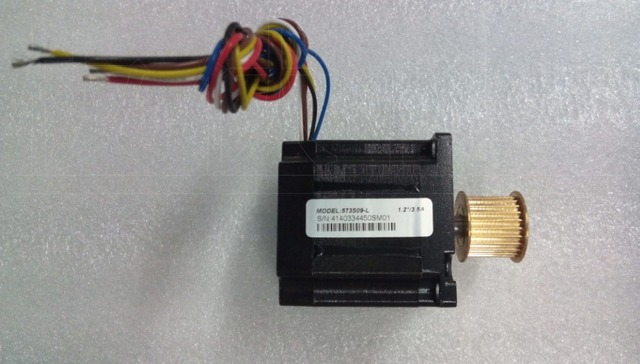 New Leadshine 3 phase stepper motor NEMA 23 output 0.9NM with ...
