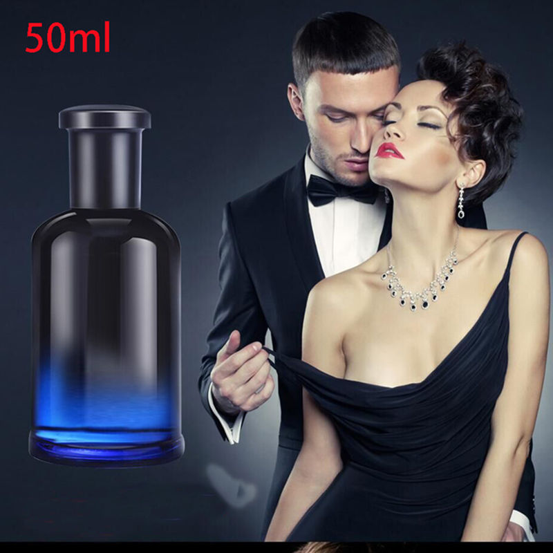 2 botellas De hombres feromona botella duradera fragancia Spray colonia De hombre feromona De Colonia Eau De Colonia desodorante