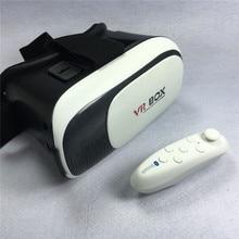 2016 Head Mount Plastic VR BOX 2.0 Version VR Virtual Reality Glasses Google Cardboard 3D Game Movie original VR box II