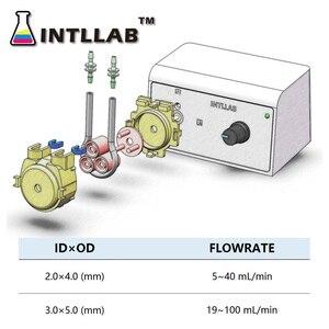 Image 5 - INTLLAB Peristaltic Liquid Pump Dosing Pump for Aquarium Lab Water Analytical