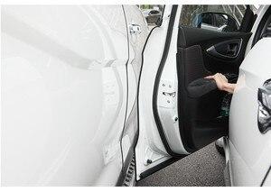 Image 2 - 5 M/pak Universele Auto Deur Edge Guards Trim Styling Moulding Protection Strip Kras Protector Voor Auto Voertuig