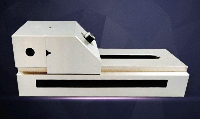 QKG50/2 polegadas de alta precisão todos os metais em movimento rápido tipo flat alicates, informa o para a máquina de moagem de superfície, máquina de trituração, máquina de edm