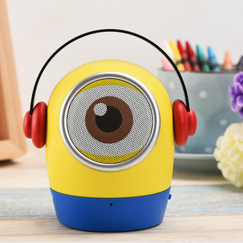 New Mini Speaker Bluetooth Speaker Portable Speaker TF Card Wireless Speaker for Kids Children Cartoon Gifts аудио колонка bluetooth sruppor tf bluetooth speaker