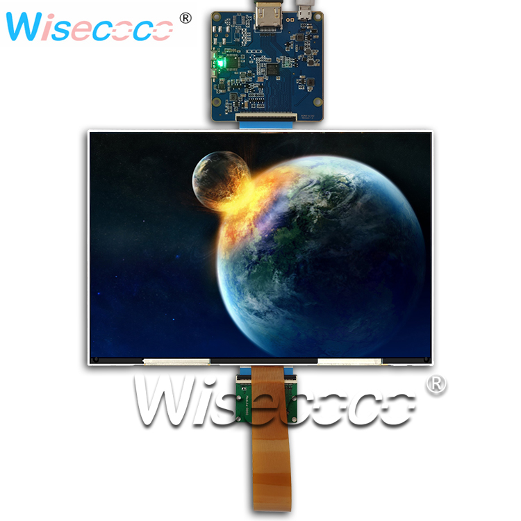 Raspberry PI 3 8.9 2k 2560 * 1600 IPS LCD TFTMD089030 with 40pin 2HDMI MINI DP Control Driver Board for DIY NotebooksRaspberry PI 3 8.9 2k 2560 * 1600 IPS LCD TFTMD089030 with 40pin 2HDMI MINI DP Control Driver Board for DIY Notebooks