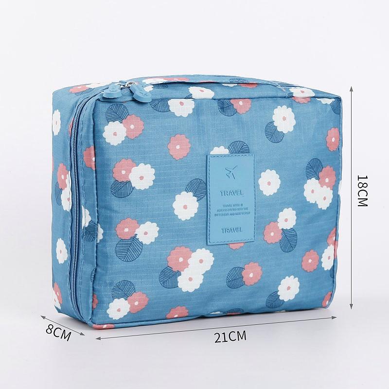2018-huimeng-top-design-boutique-waterproof-portable-zipper-cosmetic-bag-dot-beauty-makeup-travel-wash-pouch