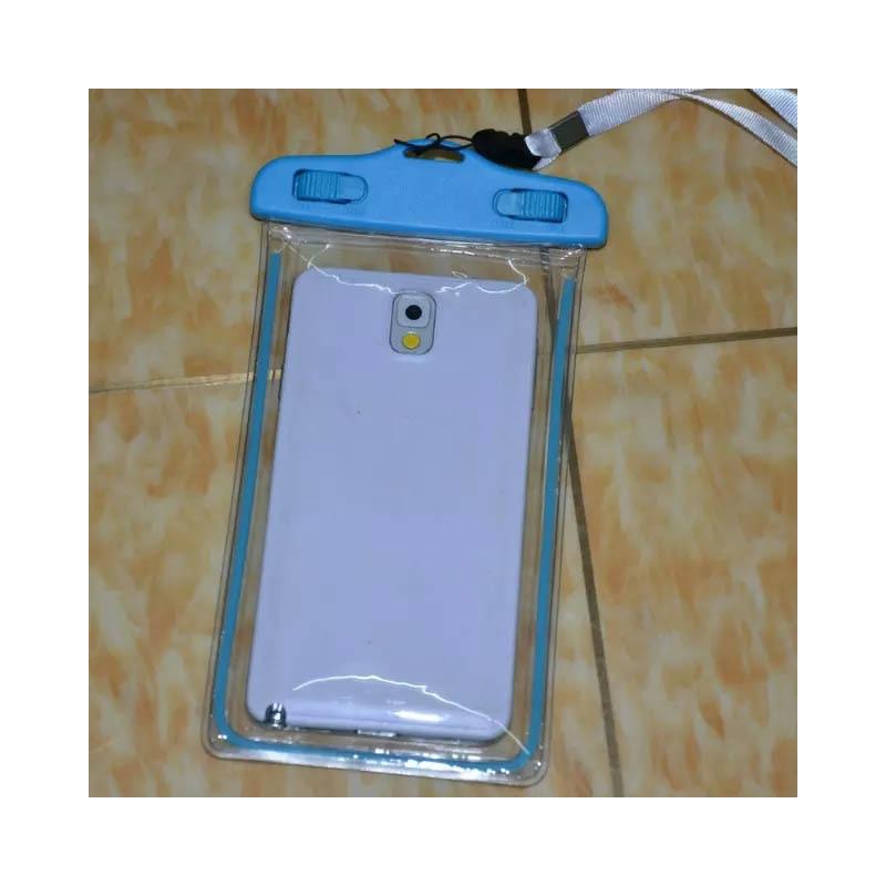 Nado impermeable bolsa bajo el agua luminosa para Samsung Galaxy Note - Accesorios y repuestos para celulares - foto 6