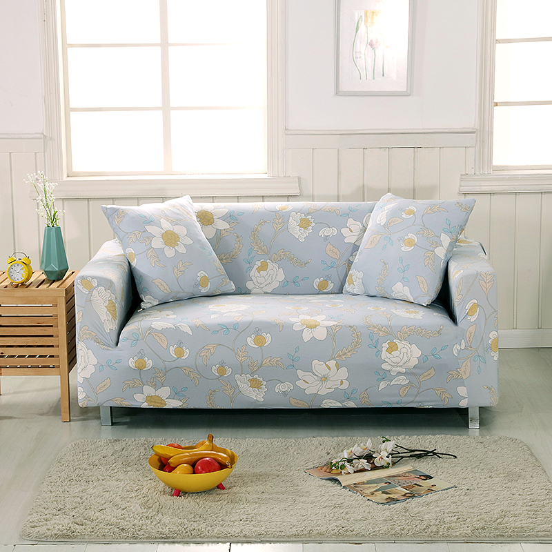 Одно место/двойной сиденье/3/4 диван охватывает Чехол диван крышку упругой принципиально диван Чехлы для Гостиная мебель диване крышка