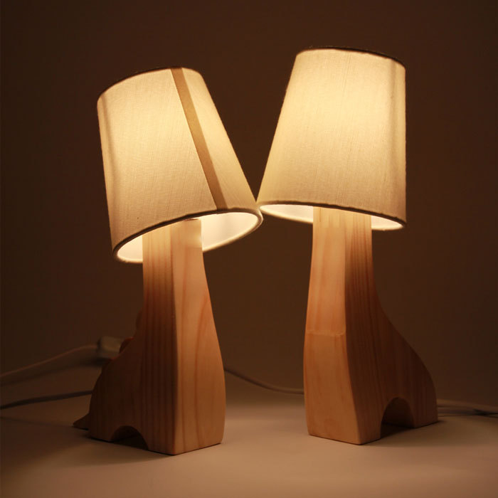 Aliexpress Com Buy Abajur Para Quarto Table Lamp Wood