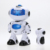 RC Robô de Brinquedo de Controle Remoto Brinquedo Eletrônico Musical Walk Dance Lightenning Robô De Brinquedo de Plástico Crianças dos miúdos Meninos Brinquedo Ação