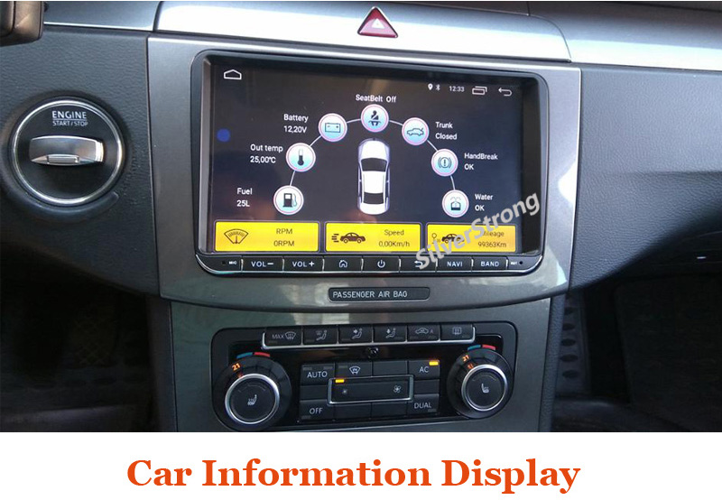 ANDROID8.1 VW ANDROID 9inch car dvd radio gps (1) -