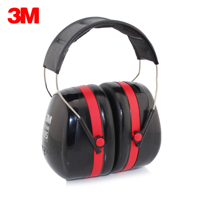 3M H10A Protective Earmuffs Professional Anti-noise Ear Protector Sound Insulation Noise Reduction Hearing Protection Ear muffs