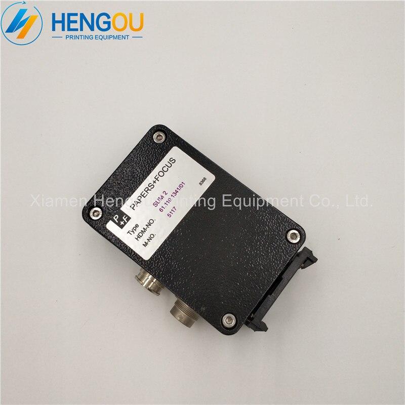 1 Piece DHL Free Shipping Sensor SUM2 61 110 1341 Module for SM102 CD102 Printing Machine