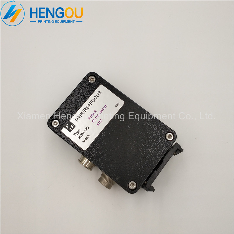 1 Piece DHL Free Shipping Sensor SUM2 61.110.1341 Module for SM102 CD102 Printing Machine1 Piece DHL Free Shipping Sensor SUM2 61.110.1341 Module for SM102 CD102 Printing Machine
